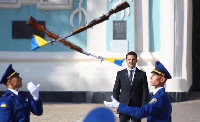 Зеленский рассказал о взятии Дюнкерка украинскими казаками